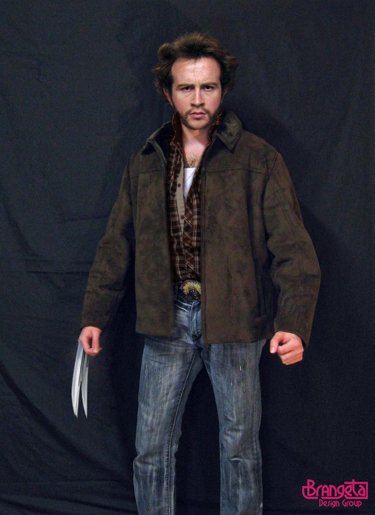 Wolverine Costume 7 by Brangeta