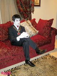Barnabas Collins, Dark Shadows, Depp costume