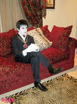 Barnabas Collins, Dark Shadows, Depp costume