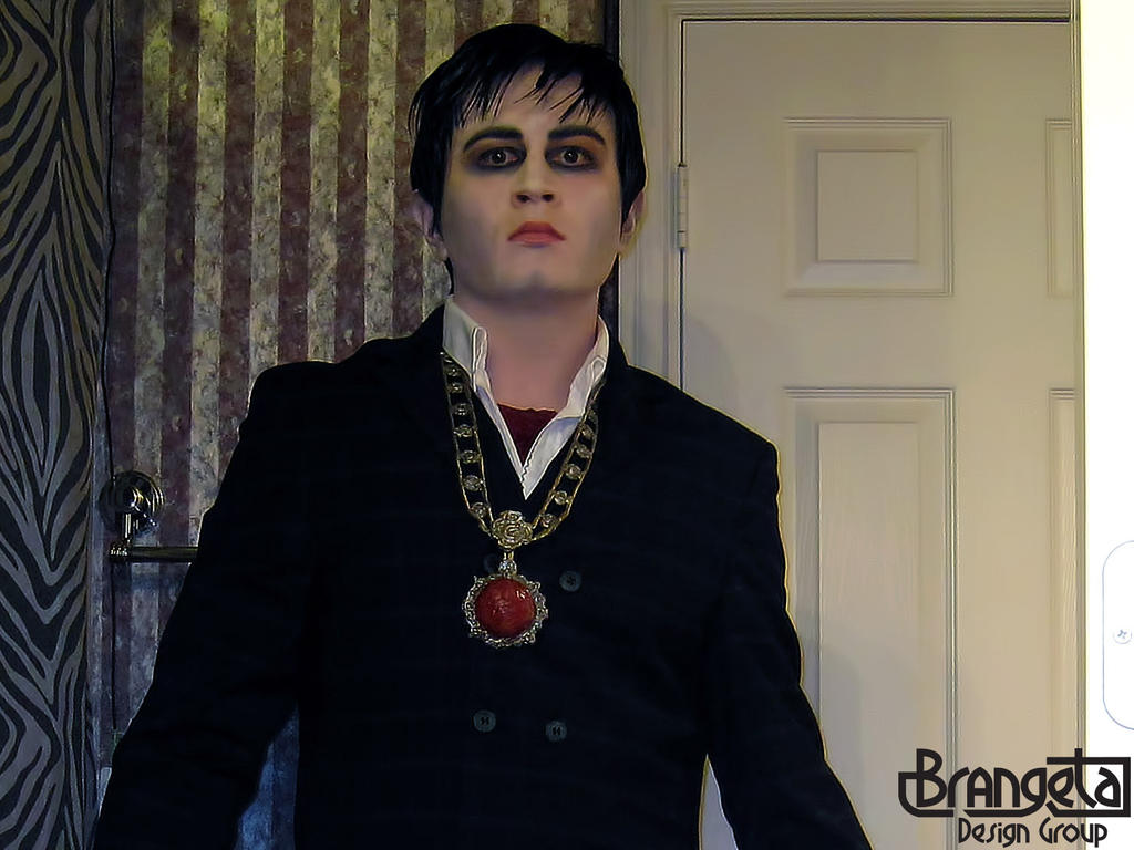 Brangeta Barnabas Collins Dark Shadows 2013 by Brangeta