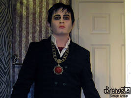 Brangeta Barnabas Collins Dark Shadows 2013