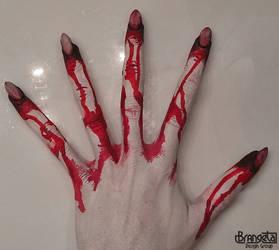 Brangeta Barnabas Collins Hand 2013