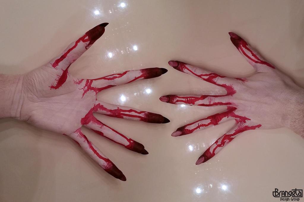 Brangeta Barnabas Collins Hands 2013 by Brangeta