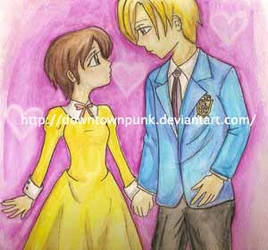 Yet Another Tamaki Fantasy by Ouran-Host-Club