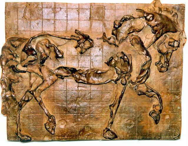 FRESIAN HORSE by ygres