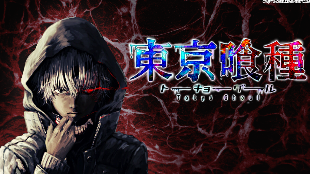 Tokyo Ghoul Wallpaper by Cryptoncore on DeviantArt