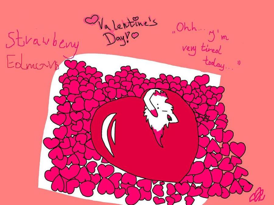 Strawberry valentines day!  by Rasset