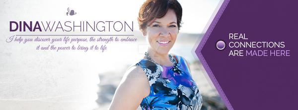 Facebook Banner design for Dina Washington by argie07 on DeviantArt