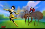 Wasp and Ant-Man