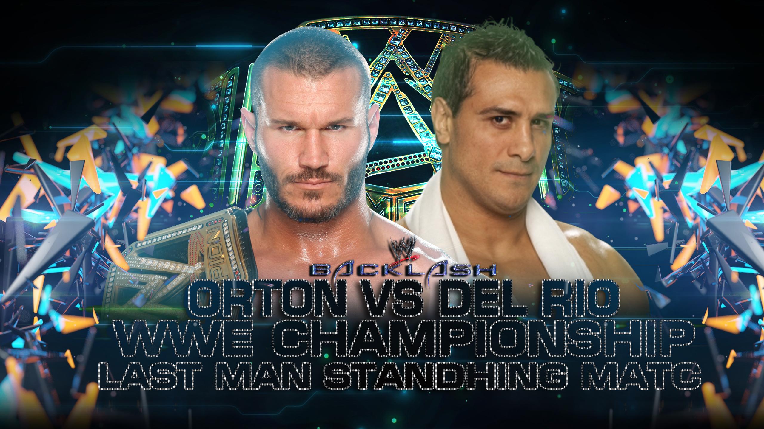 WWE Backlash Custom Match Card by Mohamed-Samir on DeviantArt