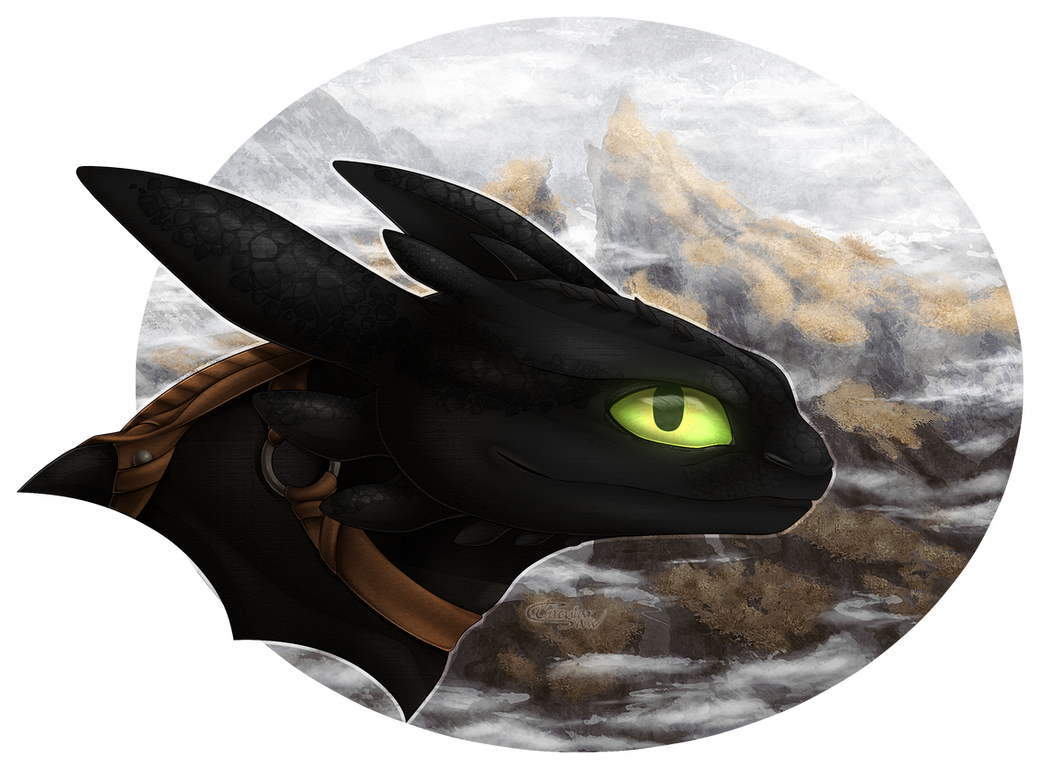 | Toothless | by Circular-Saw