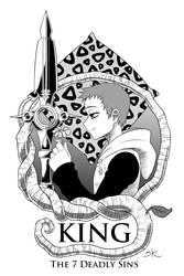 Nanatsu no taizai : King by FullMeTalAof