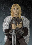 Aedion Ashryver - Wolf of the north