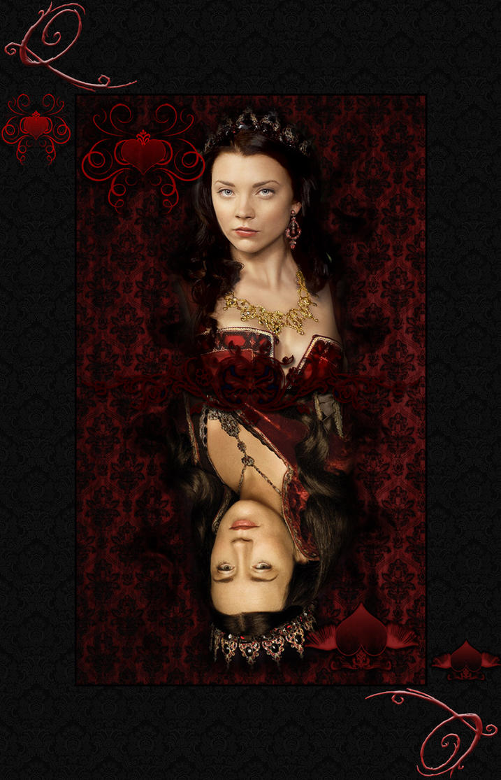 The Tudors House of Cards I by schwarze-siraen