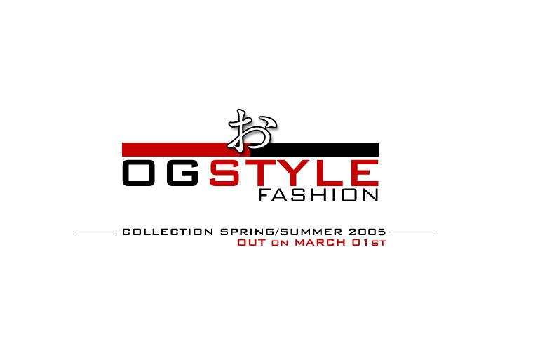 ogStyle Fashion Logo by UnidentifyStudios