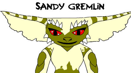 Sandy-Gremlin