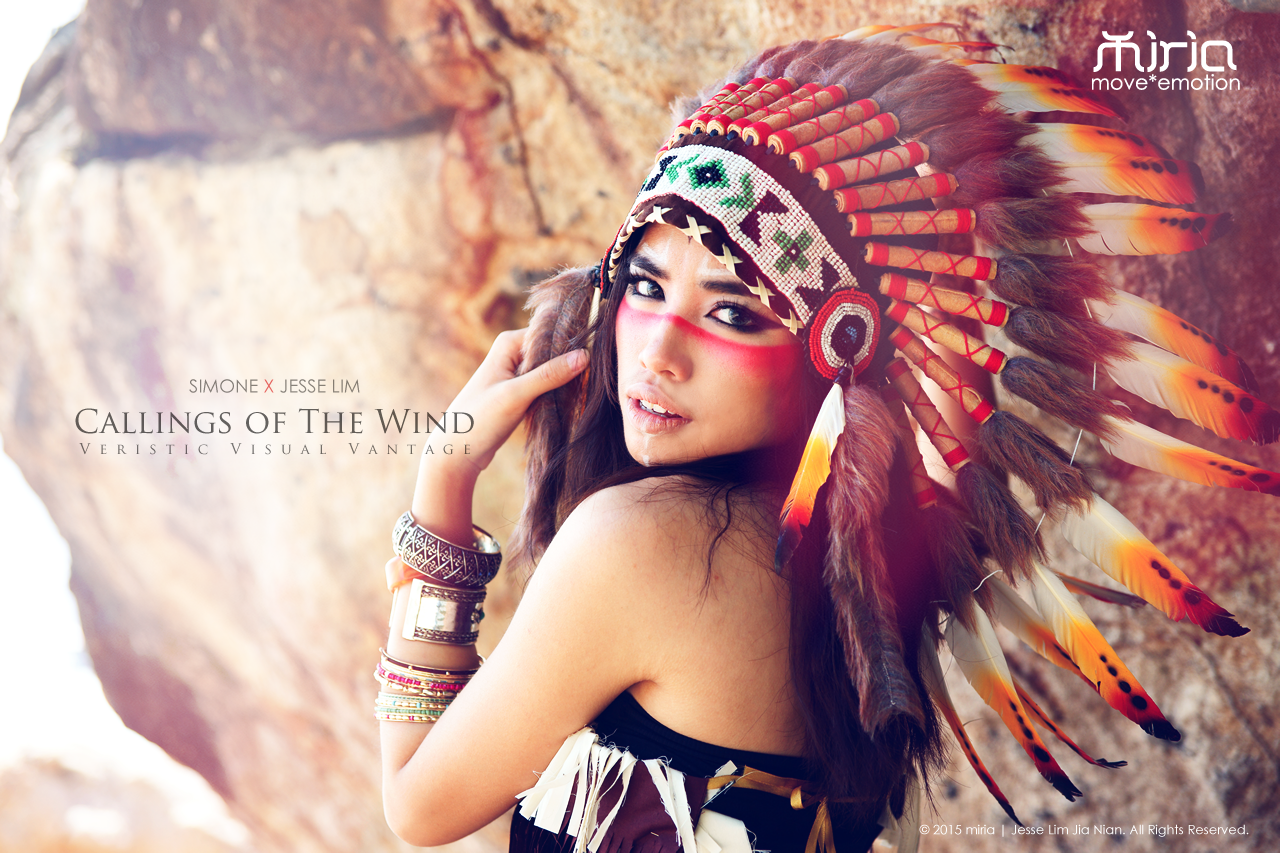 Callings of the Wind | Simone by codeslacker
