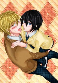Kazu and Itsuki