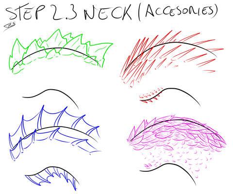 Tutorial 2.3: necks (accesories)