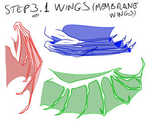 Tutorial 3.1: wings (membrane wings)