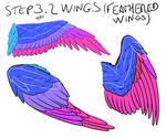 Tutorial 3.2: wings (feathered wings)