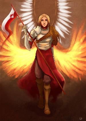 Archangel by EmjayxD