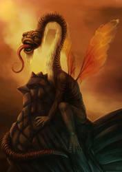 Karupufen, The Lordling of Ne-e