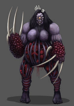 Elyseil, The Wombwalker III
