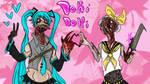 Amnesia Vocaloids by BunnyHopp