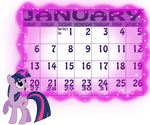 Twilight Sparkle - January