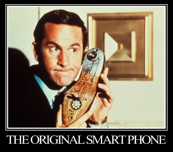 The Original Smart Phone by MountainLygon
