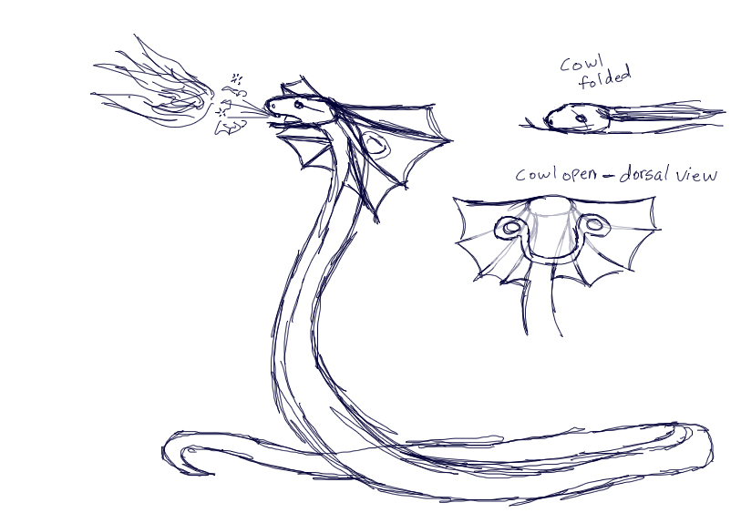 Dragon Cobra by MountainLygon