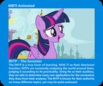 Animated INTP - Twilight Sparkle