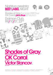 shades of gray poster by alextass