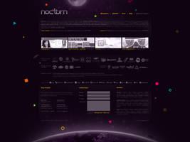 nocturn layout by alextass