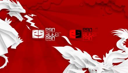 ego-altergo.com logo by alextass