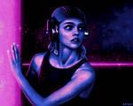 Neon days WIP