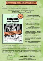 Fanzine - mode d'emploi par Meluzine by TwiddleTramp-Girl