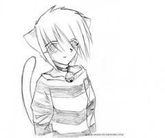 Catboy :3 by Ernix