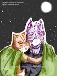 Tegaki - WolfXFox
