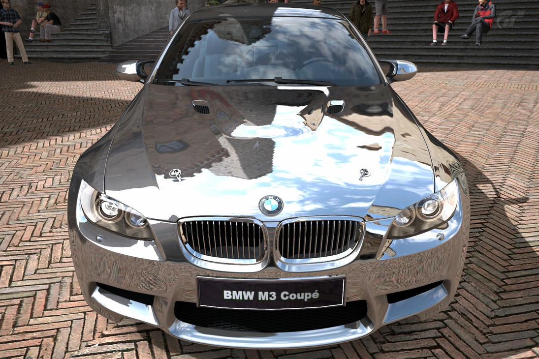 BMW M3 Chrome Bullet by lubeify200 on DeviantArt