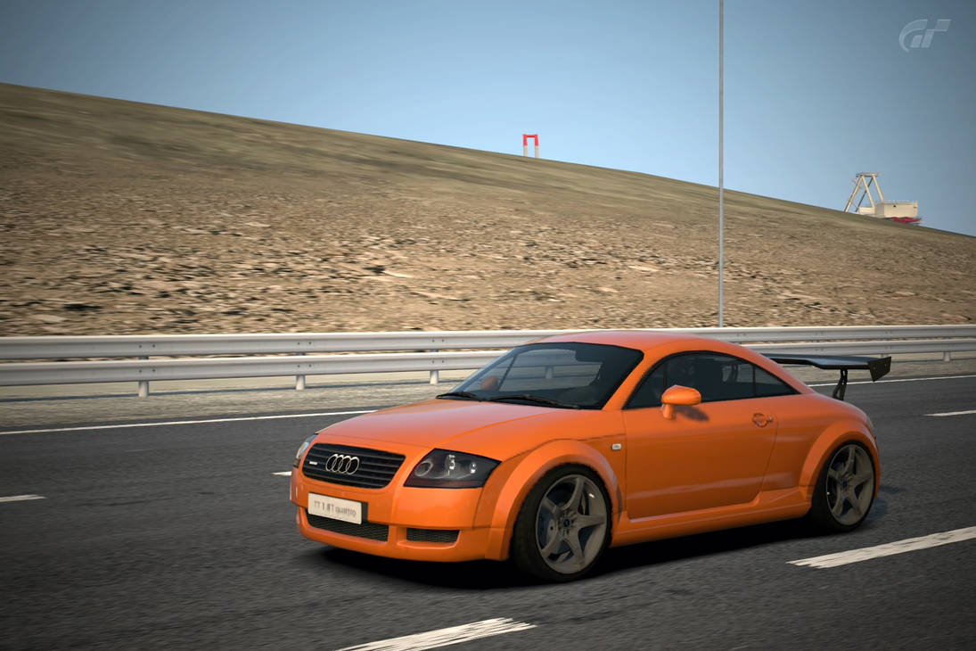 Audi Tt Coupe 18t Quattro 00 Tuned By Lubeify200 On Deviantart