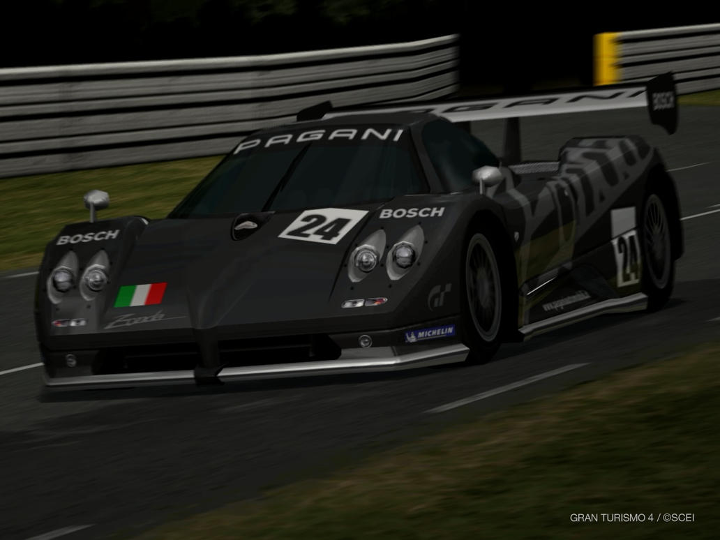 GT4 Pagani Zonda LM Race Car by lubeify200 on DeviantArt