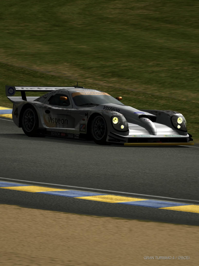GT4 Panoz Esperante GTR-1 Race Car \'98 by lubeify200 on DeviantArt