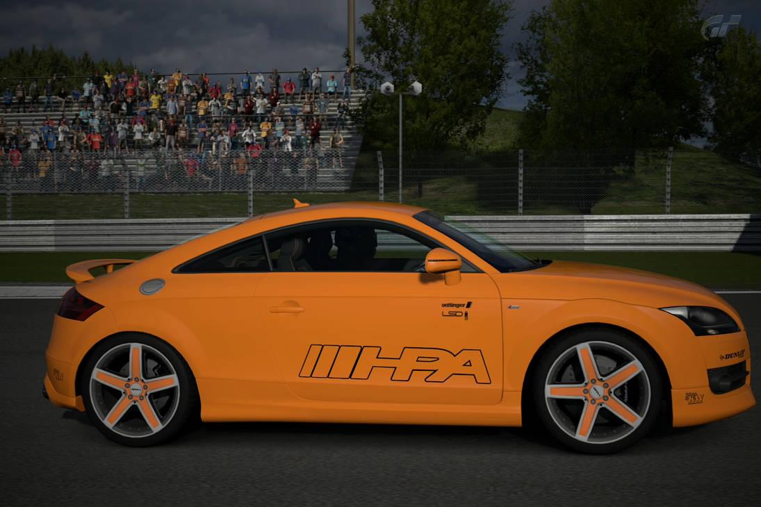 Hpa Motorsports Ft565 Twin Turbo Audi Tt By Lubeify200 On Deviantart