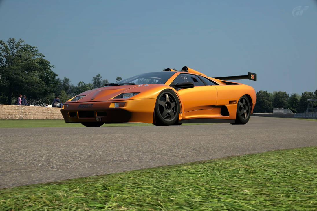 Lamborghini Diablo Gt2 98 By Lubeify200 On Deviantart