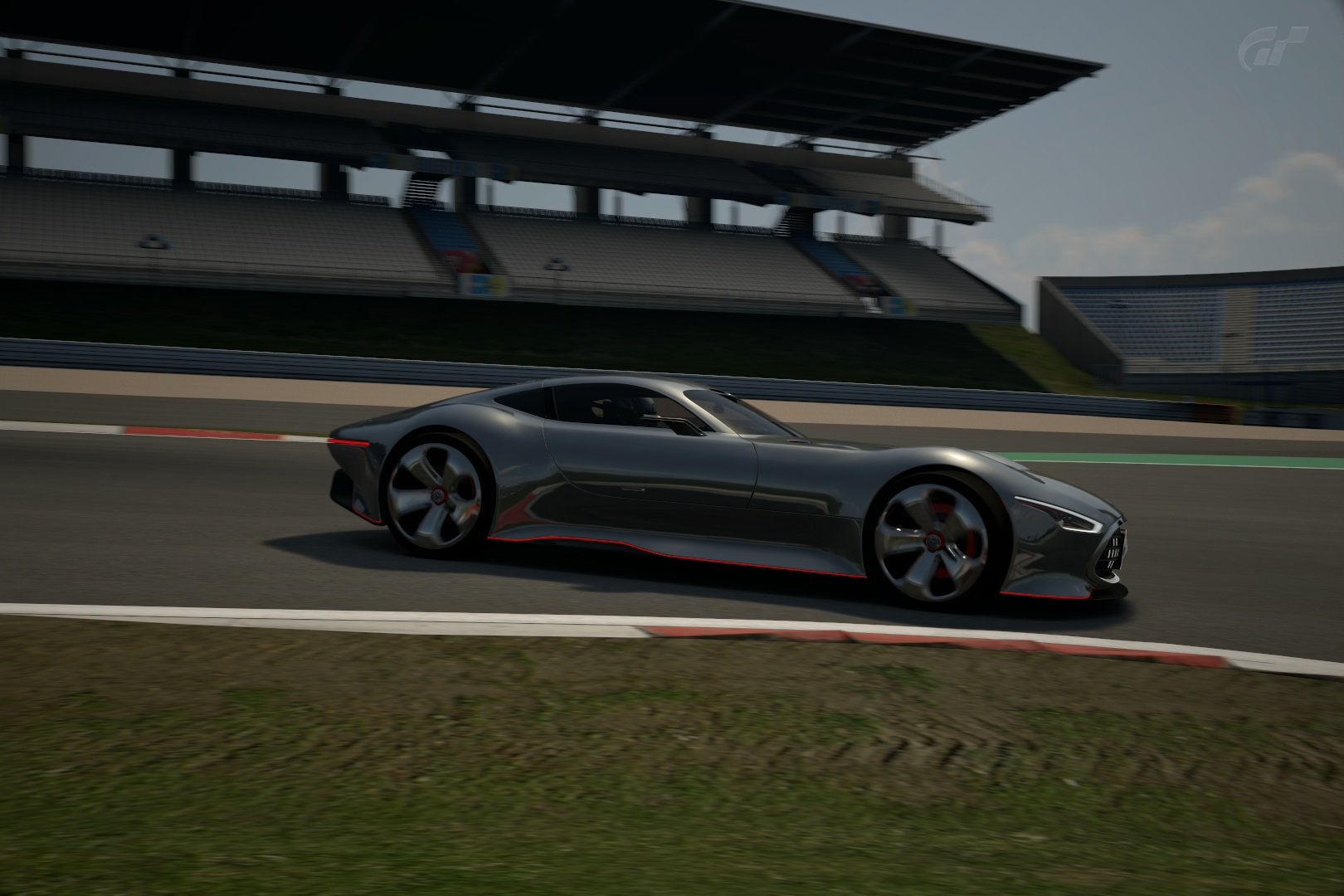 Mercedes benz amg vision gran turismo by lubeify200 on for Mercedes benz amg vision gt