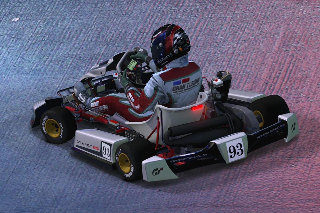 gran turismo racing kart 125 by lubeify200 on deviantart. Black Bedroom Furniture Sets. Home Design Ideas