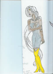 Tornade, X-Women, 2005