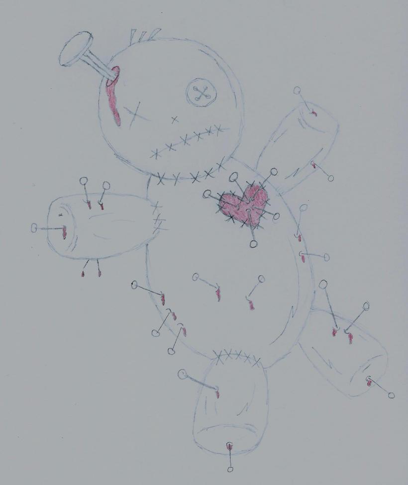 Voodoo Doll by Demyxismynickname